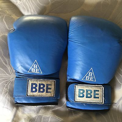 Real Leather junior boxing gloves
