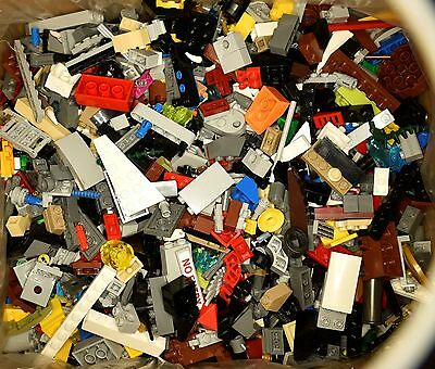2.2kg Lego Assorted Loose with Box Lot No.20