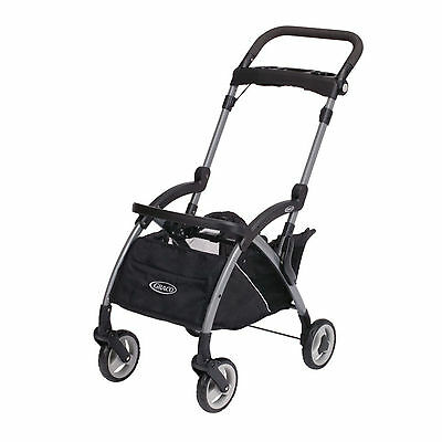 Graco Snugrider Elite Stroller And Car Seat Carrier Black 2015