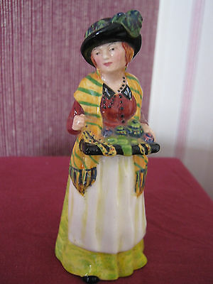 Royal Doulton Figurine - 'Two A Penny' -  HN4938 - PERFECT!
