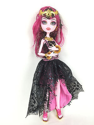 Monster High Poupée Doll / Draculaura / 13 Wishes, Souhaits