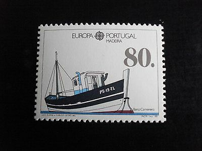 """Madère - Europa 1988 """"Les Transports"""" - Y.T.123 - neuf **  Mint MNH"""