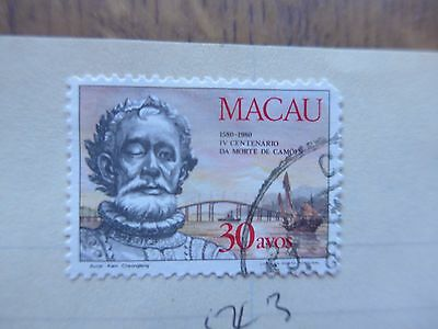 Macao - 1 Stamp