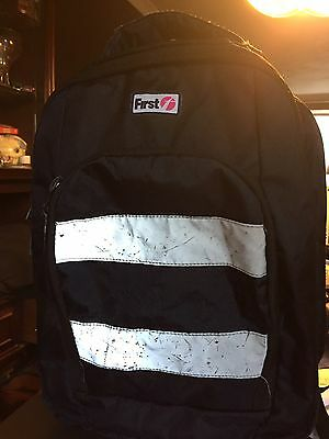 First (First Great Western?) Backpack/Rucksack