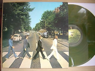 BEATLES abbey road AUSTRALIAN REPRESS LP NEW*APPLE*green vinyl*limited edition*