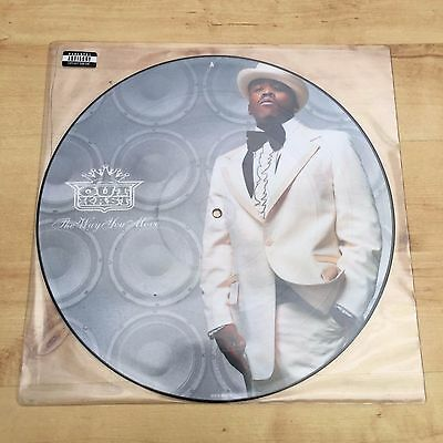 """Outcast - The Way You Move 12"""" Vinyl Single Picture Disc EX"""