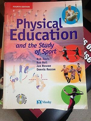 physical education and the study of sport study book