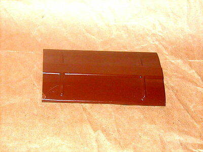 American Flyer, Ives,  Brown  Roof for Std Ga Caboose Cupola No Holes 4000,4011