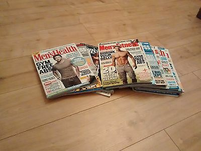 mens health and fitness mags
