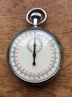 Vintage Swiss Made Stopwatch