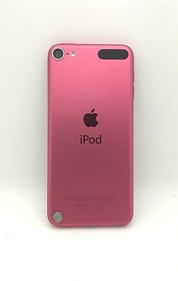 Apple iPod Touch 5th Generation White and Pink 32gb - Ref 02554