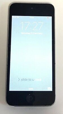 Apple iPod Touch 5th Generation Black and Silver 32gb - REF 2030