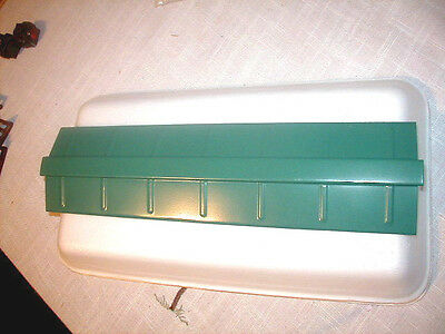 American Flyer, Ives,  Painted Ribbed Roof for Standard Gauge Cars...Tourquise