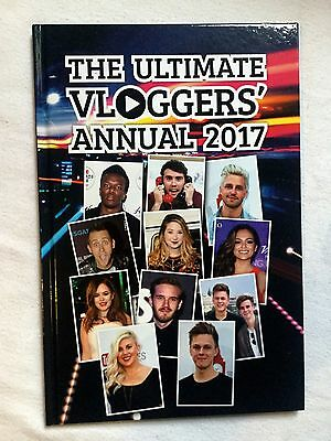 "Brand new ""The Ultimate Vlogger's Annual 2017"" by Suzanna Hayes-Goldfinch"