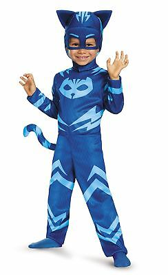 Disguise Catboy Classic Toddler PJ Masks Costume, Small/2T