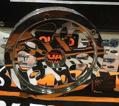 Custom Harley Show Polished Performance Machine(PM) Rear Drive Pulley(NEW)