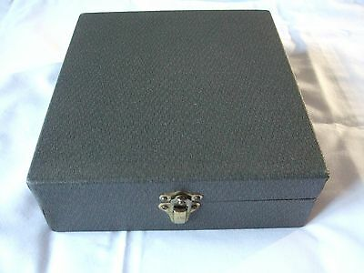 Vintage 35 mm Photographic Slides Storage Box