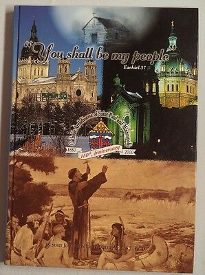 Archdiocese of St. Paul Minneapolis 2000 History Catholic Cathedral Book VTG MN