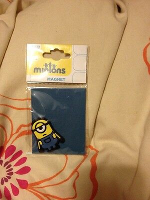 Minions Magnet Small