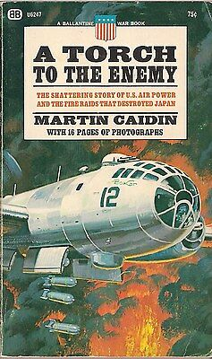 A Torch to the Enemy by Martin Caidin