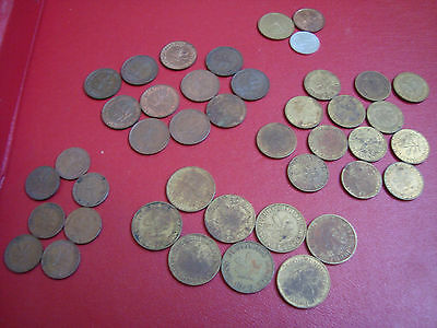 Small lot of 42 Various Vintage European Coins. Germany