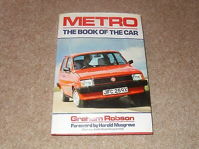 Metro - the story of the car by Graham Robson