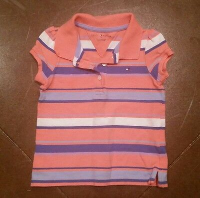 Toddler Girls Tommy Hilfiger Shirt Blouse Top, 2T