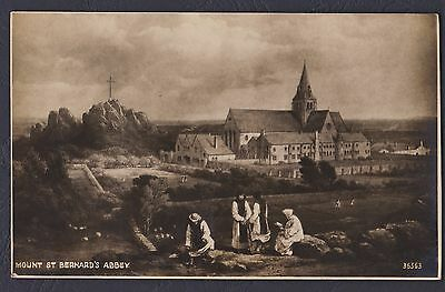 Mount St Bernard's Abbey Posted 1945