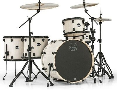 Mapex Mars Series Crossover 5-Piece Drum Shell Pack Bonewood Finish MA528SFBAW