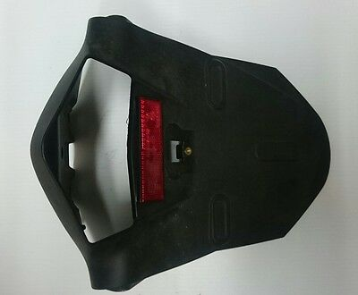 Numberplate and Rear Light Panel for Triumph Sprint ST 1050