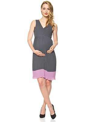 5a600bcab338d Mamalicious Maternity 'Mona' Formal Cocktail Smart Dress All Sizes Bnwt ...