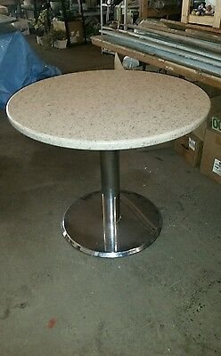 """Restaurant Equipment 36"""" TABLE TOP WITH BASE  Formica 30"""" tall"""