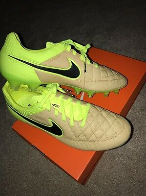 Football Boots Nike Tiempo Legend V FG Size 8.5 Uk/43 EUR