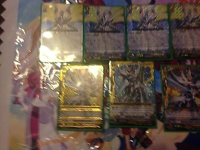 cardfight vanguard seeker thing saver dragon collection