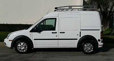 2012 Ford Transit Connect XLT 2012 Ford Transit Connect XLT Cargo Van