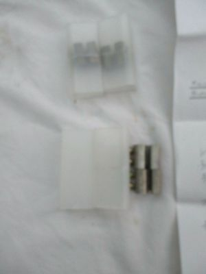 Power Centre 125A Spurduct  connectors (for BUS BARS) pack of 4 joints.