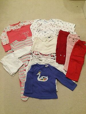 Baby girls's clothing bundle 6-9 months