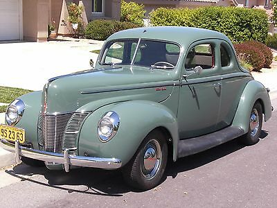 1940 Ford Other  1940 Ford Deluxe Coupe