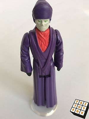 Vintage Star Wars Last 17 Imperial Dignitary Complete Action Figure