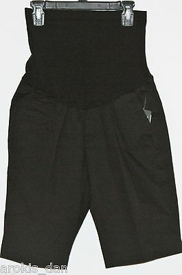 Oh Baby by MOTHERHOOD~Maternity SECRET FIT BELLY Maternity Short~Size S(4/6)~NWT