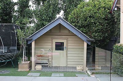 Weatherboard Cubby House