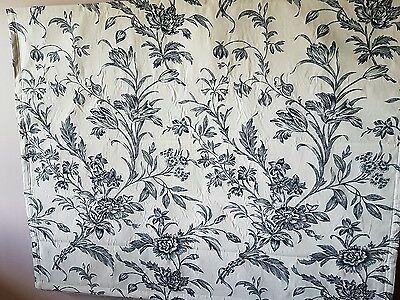Laura Ashley Roman Blind 1480mm Wide x 1200 Drop. Bargain at $80.00 in VGC