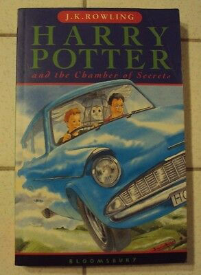 Harry Potter and the Chamber of Secrets Bloomsbury Edition