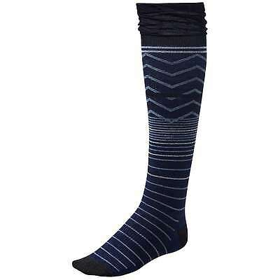 BRAND NEW! SmartWool Women's Metallic Optic Frills Thigh High Socks LG- 10-12.5
