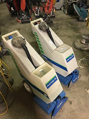 Castex Power Eagle 700 Commercial Carpet Extractor