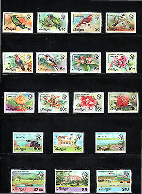 Barbuda 1977 Pictorial issue of 18 SG 305/22 MUH