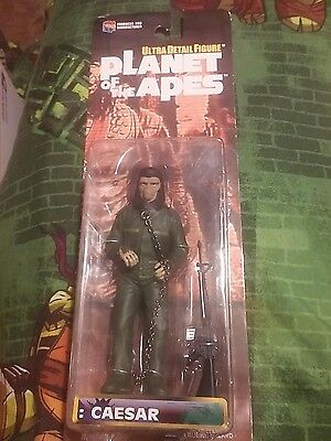 ultra detail figure planet of the apes caesar