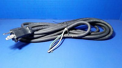 Replacement Power Tool Cord 16' Foot 14/3 14 Gauge 3 Wire 300 Volt SJO UL CUL