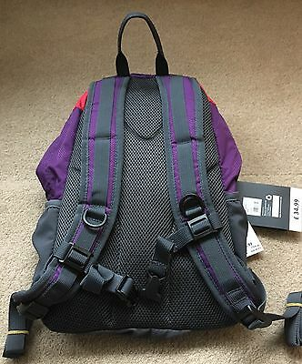 Mountain Warehouse Wanderer 12L Rucksack New With Tags RRP £34.99