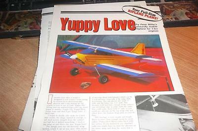 yuppy love plan and build article